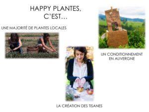 production happy plantes