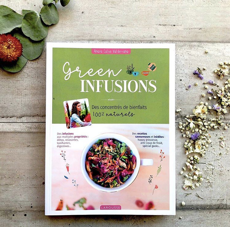 livre Green Infusions