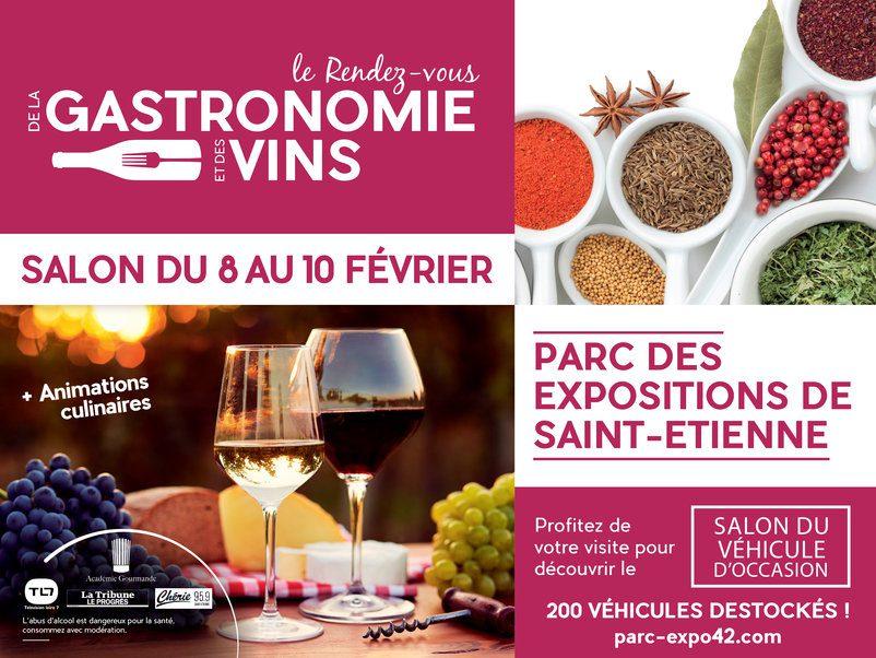 RDV Gastronomie & Vins - Happy Plantes
