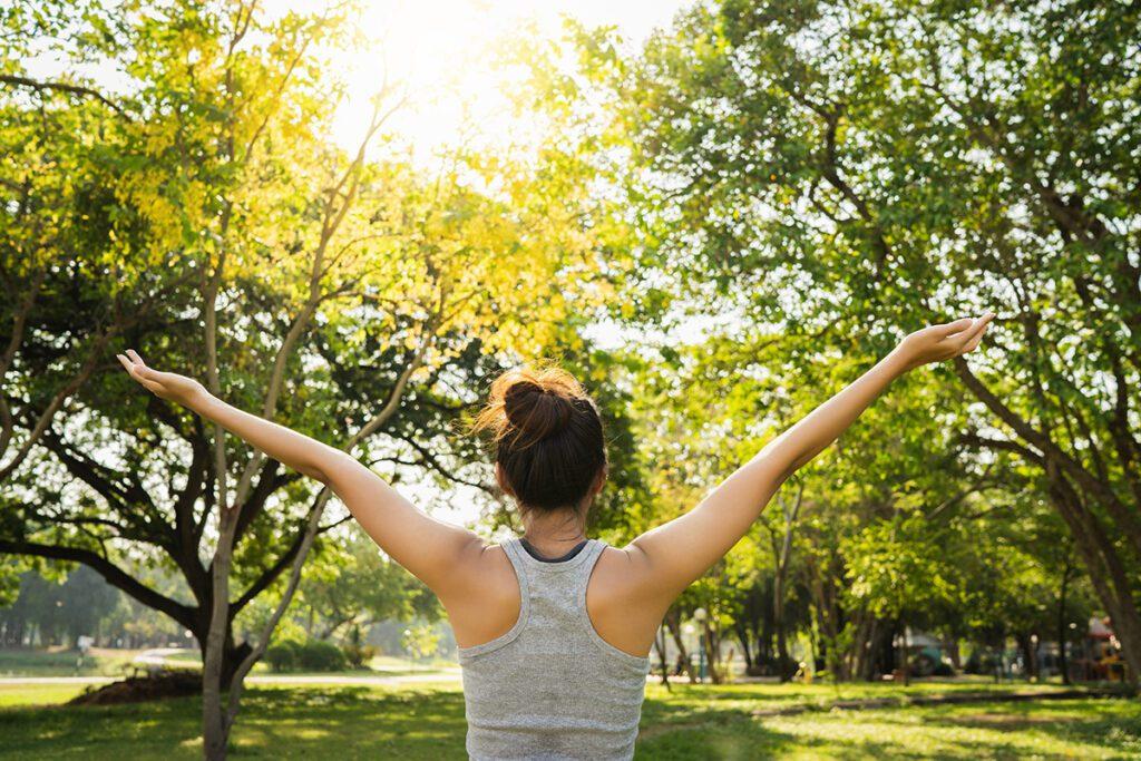 Gérer le stress de la rentrée grâce aux plantes